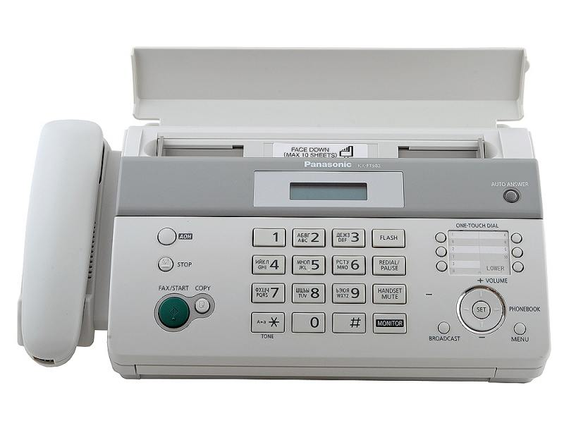 PANASONIC KX FT982RU W